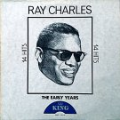 """""""Ray Charles The Early Years [Vinyl]"""