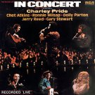 """In Concert With Host Charley Pride [Vinyl]"