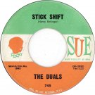 """Stick Shift / Cruising [Vinyl]"
