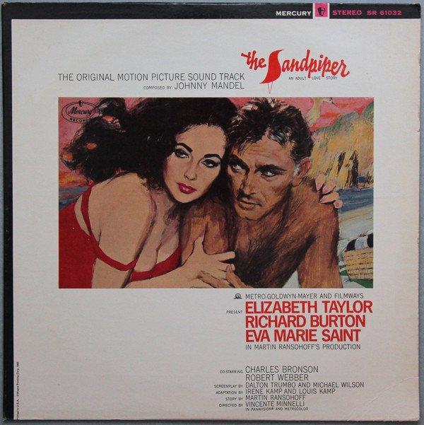 """The Sandpiper (The Original Motion Picture Sound Track) [Vinyl]"