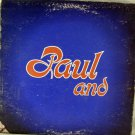 """Paul And [Vinyl]"