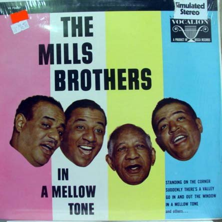 """""""In A Mellow Tone [Record]"""
