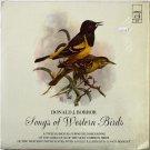 Songs Of Western Birds [Vinyl]