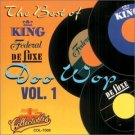 The Best Of King Federal and Deluxe Vol.1 [Audio CD]