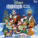 Disney's Christmas All-Time Favorites [LP]