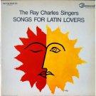 Songs For Latin Lovers [Vinyl]