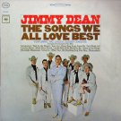 Jimmy Dean Featuring The Chuck Cassey Singers [Record]