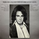 Neil Diamond/His 12 Greatest Hits [Vinyl Record]