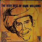 The Very Best Of Hank Williams [Vinyl]
