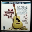 Hank Williams' Greatest Hits [Record]