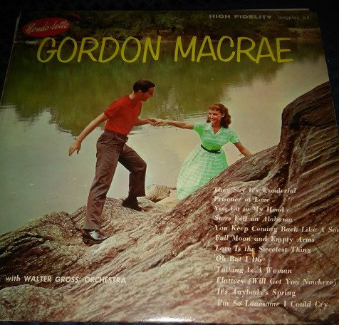 Gordon MacRae [Vinyl]