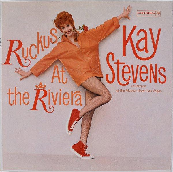 Ruckus At The Riviera [Vinyl]