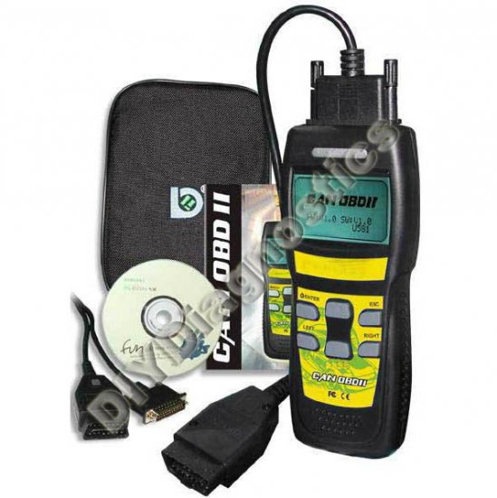 Pro-Series CAN OBDII Code Reader