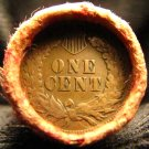 UNSEARCHED SHOTGUN PENNY CENT ROLL Indian / Wheat Tails