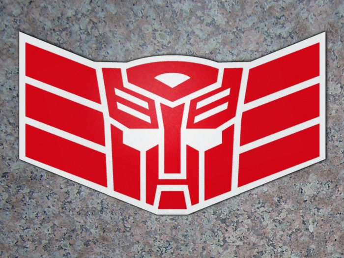 Autobot Elite Guard Magnetic Emblem