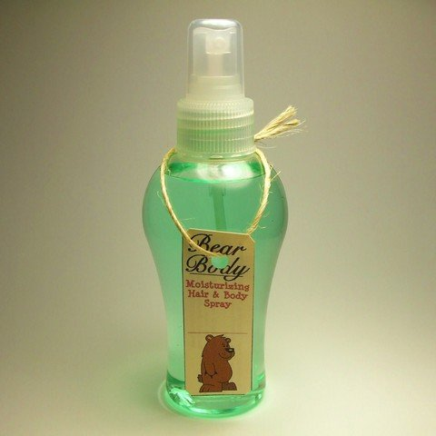 Coconut Kiwi Lime Moisturizing Hair & Body Spray - 4oz