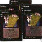 Lextalionis X5 VtES Jyhad Vampire CCG Trading Card Game