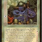 A New Ringlord MEWH Rare Middle Earth White Hand CCG