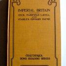 1918 Imperial Britain - Cecil Fairfield Lavell