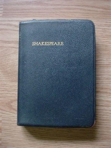 Vintage Shakespeare Book-Vintage-SALE