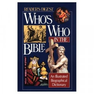 Collectible Whos Who in the Bible-SALE