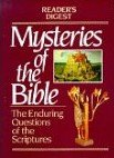 Readers Digest-Mysteries of the Bible-SALE