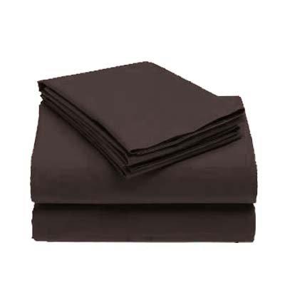 King Size Sheet Set Carbon Gray 1000-TC Egyptian Cotton
