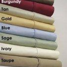 King Sheet Set 1000-TC Gold 100% Egyptian Cotton