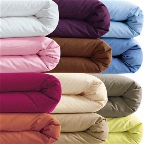 1000-TC Queen Sheet Set Violet Egyptian Cotton