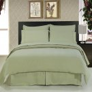 Calking Size Sheet Set 1500-TC Sage Egyptian Cotton