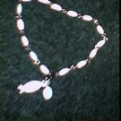 Mother of Pearl Rosary Bracelet