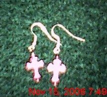 Pink Crosses