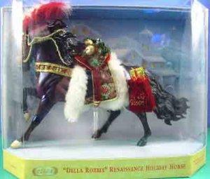 Della Robbia 2005 Renaissance Holiday Horse Limted Edition
