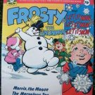 """""""FROSTY THE SNOWMAN"""" 45 RPM Extended Play Record 1970's"""
