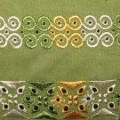 LACE on fabrics -2