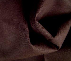 2 Y Organic Duck Canvas Fabric Nutmeg Brown