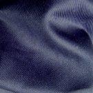 2 Y Organic Cotton Twill  Fabric Soft Silky BLACK