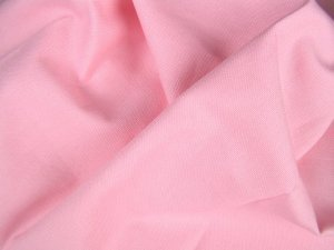 20 Y Organic Cotton Duck Canvas Upholstery Fabric PINK