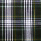 "25 y GORDON DRESS TARTAN PLAID FABRIC 60"" WIDE"