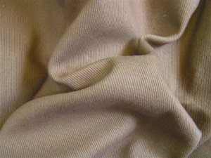 Soft Khaki Twill Denim Slipcover Upholstery Fabric