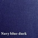 10 y Cotton Canvas Duckcloth Upholstery Fabric NAVY