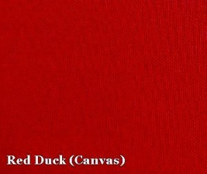 10 y Cotton Canvas Duckcloth Upholstery Fabric RED
