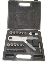 29pc Power Gear Wrench