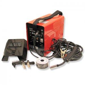 90 Amp Flux Core Welder Machine With Accessories