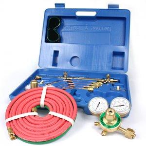 Victor Type Oxygen Acetylene Gas Cutting & Welding Torch Kit