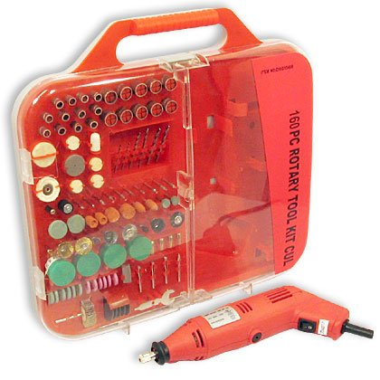 160pc Rotary Tool Kit Cul