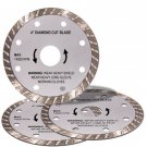 4 Inch Diamond Blade Set of 3