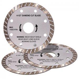 4-1 Half Inch Diamond Blade Set of 3