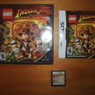 Gently Used Lego Indiana Jones: The Original Adventures game for Nintendo DS