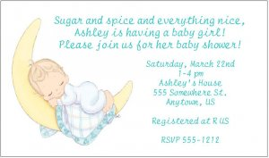8 personalized precious moments baby shower invitations filmwisefo